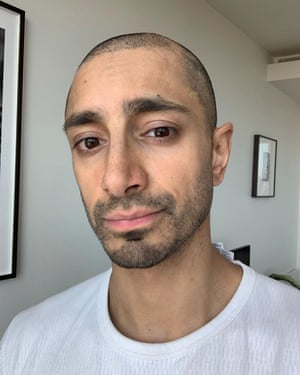 The Riz Ahmed look.
