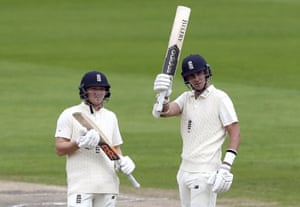 Fifty for Broad.