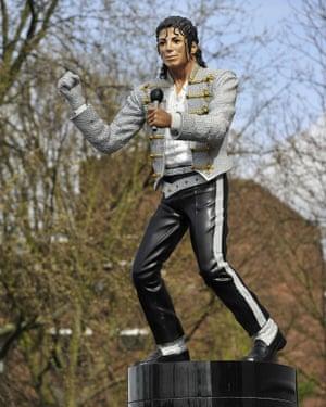 The Fulham Michael Jackson.