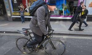 London mayor Boris Johnson has taken a step back.
