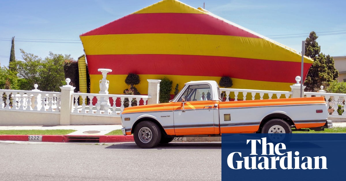 Life S A Gas La S Cheery Termite Fumigation Tents In Pictures Art And Design The Guardian