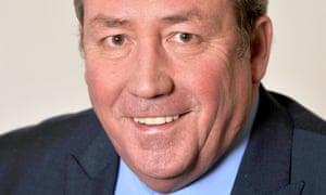 Former Labour MP Jim Sheridan