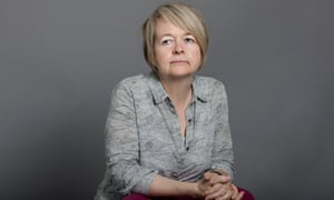 "Sarah Waters is fascinated by hysteria – ""a kind of outdated term now, which is a bit of a shame, because to me it makes lots of sense""."