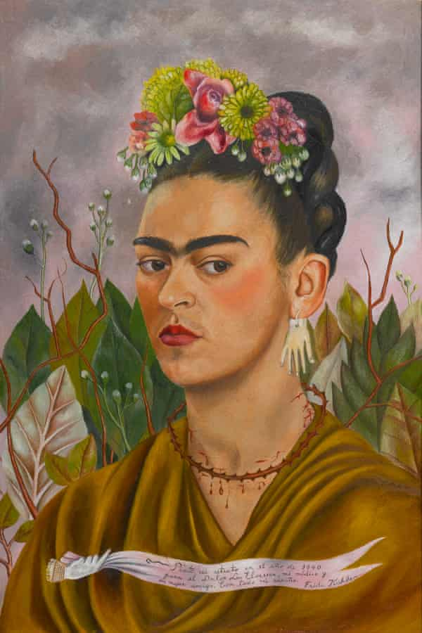 Feet, what do I need you for?' How lockdown fired up Frida Kahlo | Frida  Kahlo | The Guardian