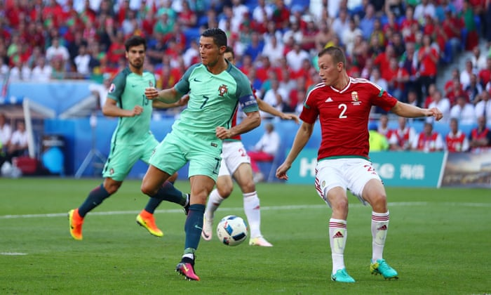 Hungary 3-3 Portugal: Euro 2016 – as it happened | Football | The Guardian