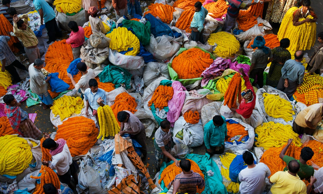 'it's Soulful … And The Friendliest City In India': Fiona Caulfield's Kolkata