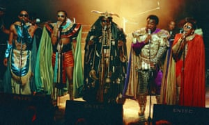Afrika Bambaataa: one of the hip-hop pioneers being honoured at the museum