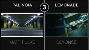 Similarity No 3: 'Parking garage'