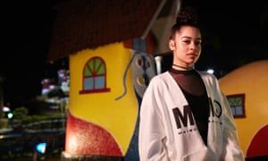 Ella Mai: 'There's a place for R&B in the UK.'