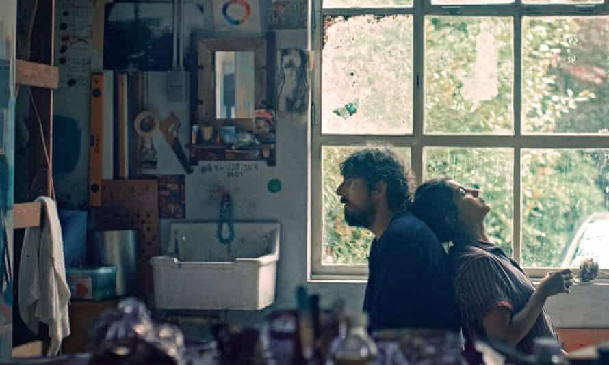 Damien Bonnard and Leïla Bekhti.