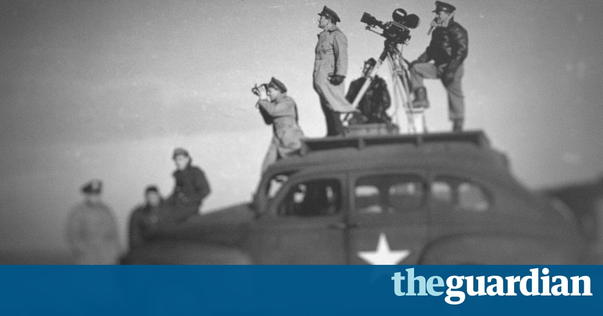 Five Came Back review – riveting Netflix history of how Hollywood took on Hitler | Film | The Guardian