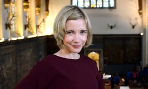 Lucy Worsley, chief curator of Historic Royal Palaces