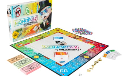 Monopoly for Millennials.