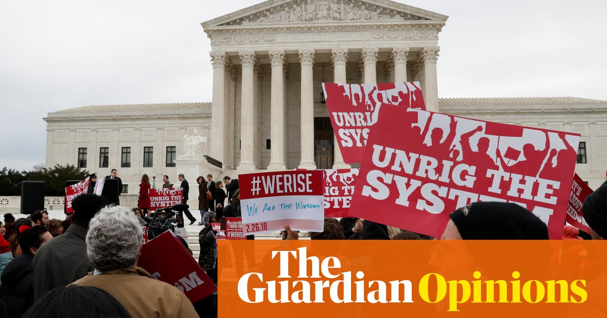 America's unions could be dismantled. Progressives must unite now | Tom Steyer
