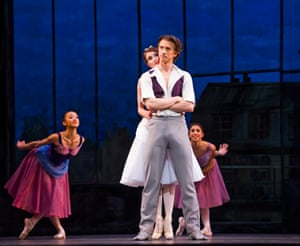 The Two Pigeons by The Royal Ballet
