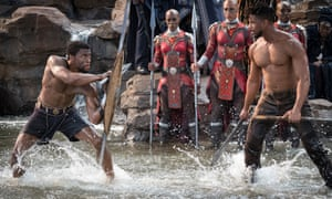 Black Panther, which filmed in Georgia.