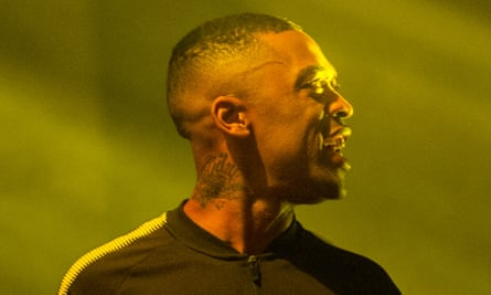 Wiley performing in 2018.