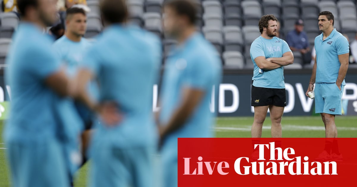 Australia Wallabies v Argentina: 2020 Tri Nations rugby – live! – The Guardian