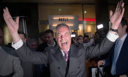 Leading Brexiter Nigel Farage was just one politician to exploit popular discontent in democracy.