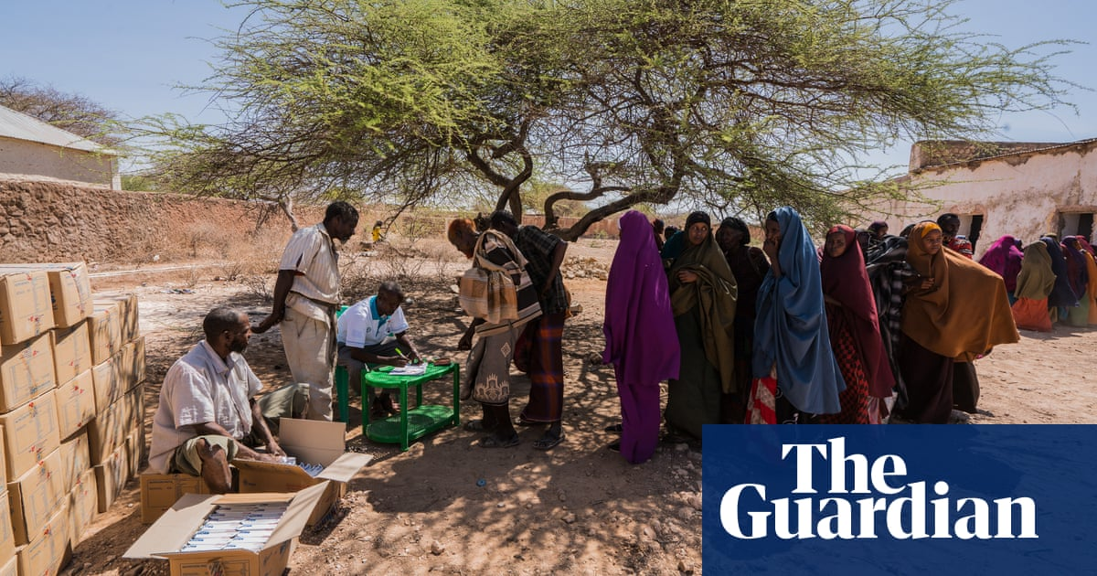 Global hunger levels rising due to extreme weather, UN warns