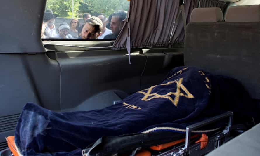 Dror Khenin was killed when a short-range rocket landed near the border with Gaza, in July 2014.