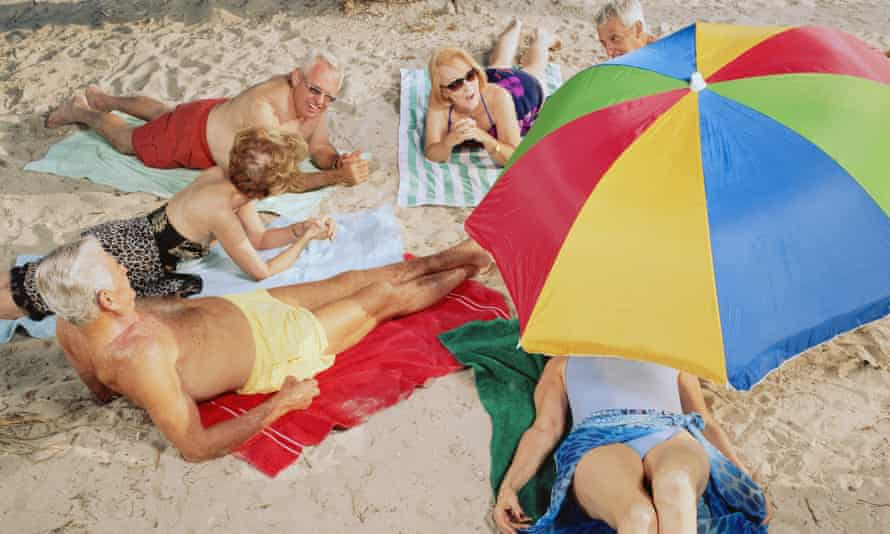 Authorities are getting tough on holidaymakers who claim territory on beaches.