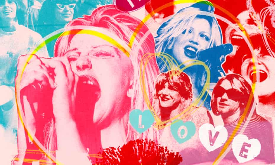 'Looking at a photograph of Courtney Love when I was 11, I had the feeling that this was my person': Hannah Ewens