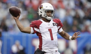 Kyler Murray took the Cardinals to their third win of the season on Sunday