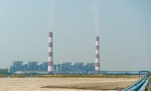 Sasan power plant