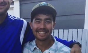 John Allen Chau, pictured last month.