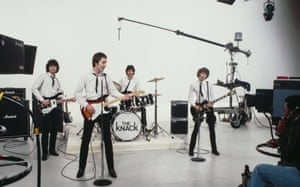 The Knack at a shoot for their 1979 album Get the Knack in Los Angeles
