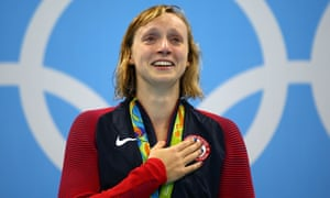 Katie Ledecky found yet more success on Friday night