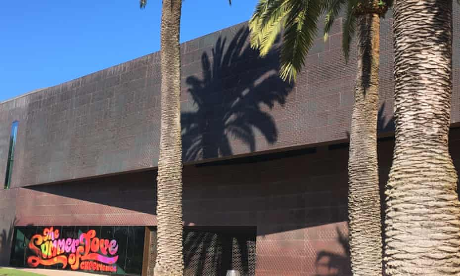 The De Young museum is running a huge Summer of Love exbhibition.