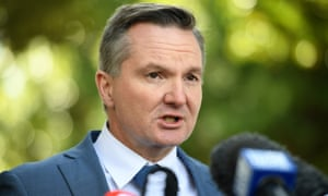 Chris Bowen says this is the negative gearing policy Labor will take to the election