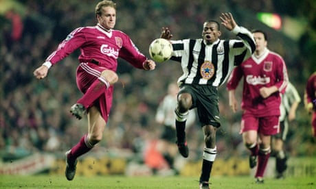 Liverpool v Newcastle United: Premier League 1996 – as it happened!
