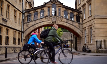 'An Oxbridge degree is a passport to the upper echelons of British power and public life.'