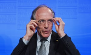 Alan Finkel: the chief scientist says he doesn't know if Australia can meet its Paris commitments under his emissions modelling scheme.