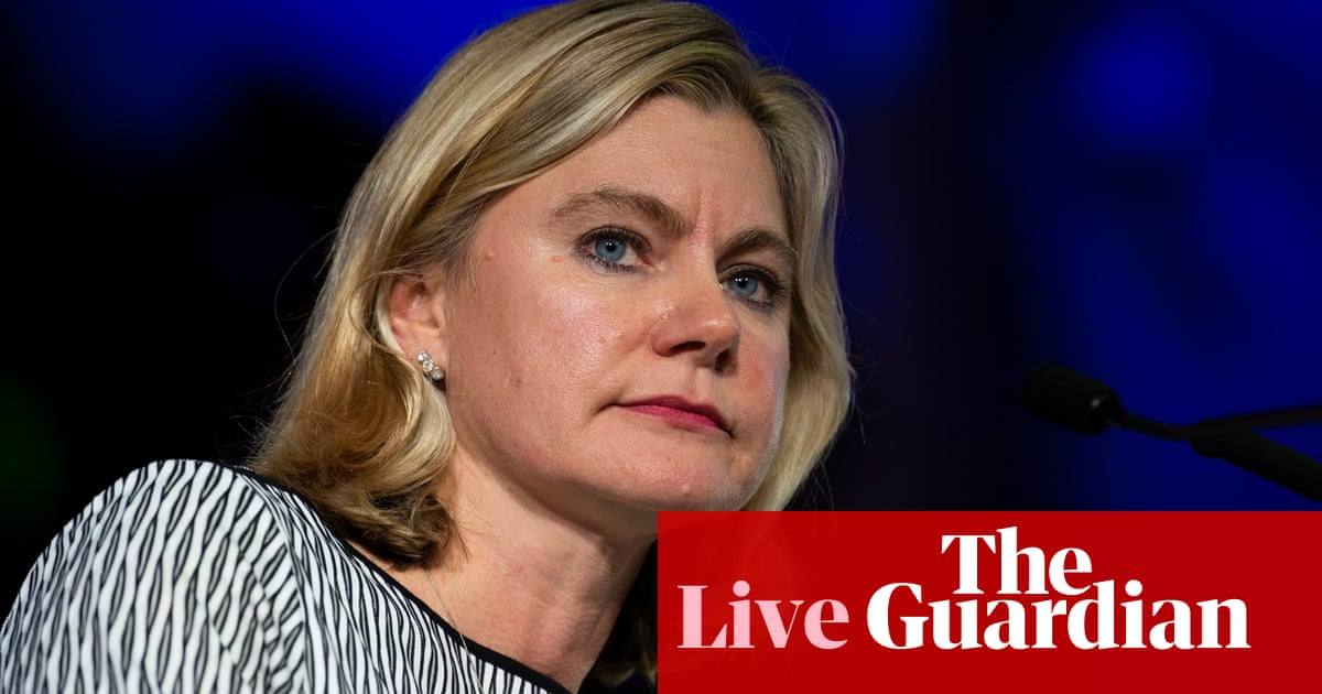 Brexit: Justine Greening to stand down at next election saying Tories 'becoming Brexit party' – live news