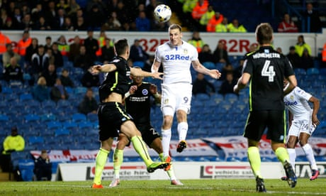 Prolific Chris Wood forges a path out of the darkness for Leeds | Nick Miller