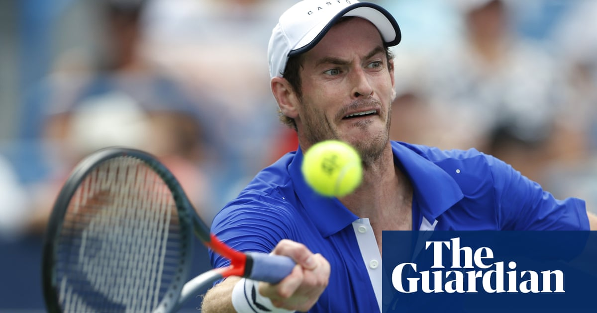 Andy Murray will not play singles at US Open after Cincinnati defeat by Gasquet