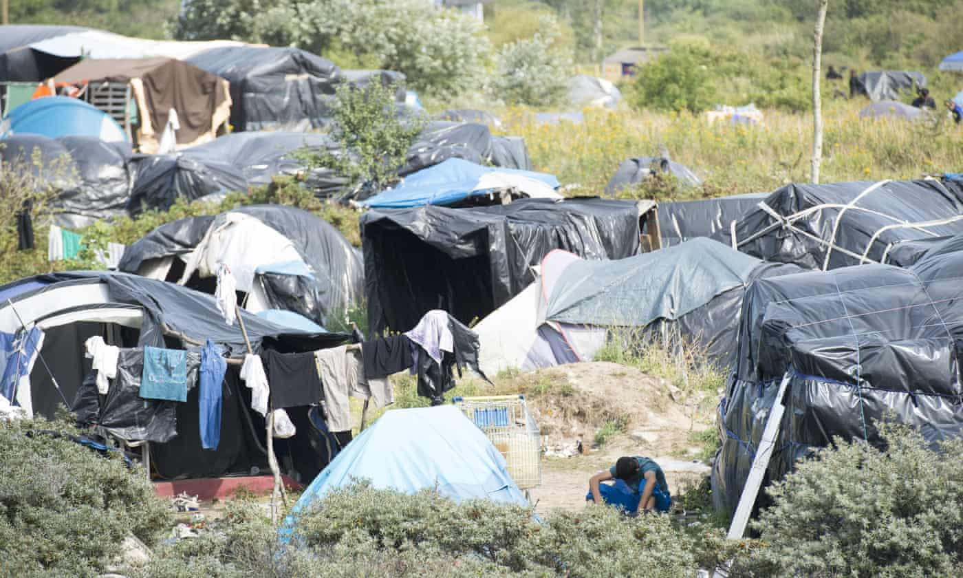 UK and France to sign Calais security deal