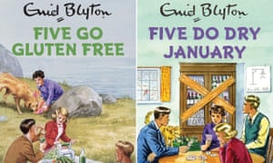 Five Go Gluten Free and Five Do Dry January.