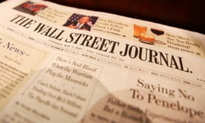 Reports emerged in June 2017 that the WSJ would be ending its publishing operations outside the US.