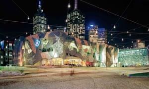 Melbourne's Federation Square