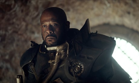 Lost in space: the Rogue One Disney didn't want us to see