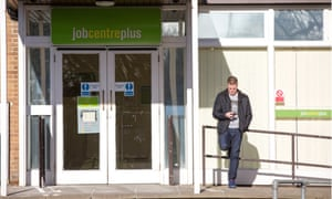 A Job Centre in Cambridge.