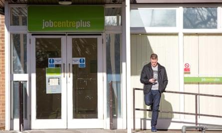 Job centre in Cambridge