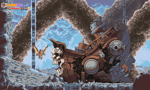 With Owlboy, the team set out to legitimise 2D art as something worthy and beautiful in itself, not just as a retro aesthetic