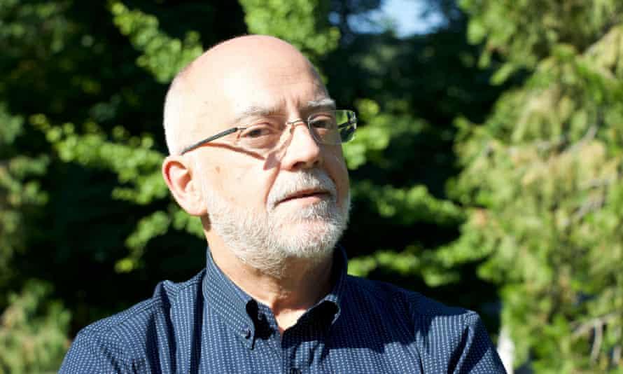 Gil Arias Fernández. 'Frontex pains me,' he said.