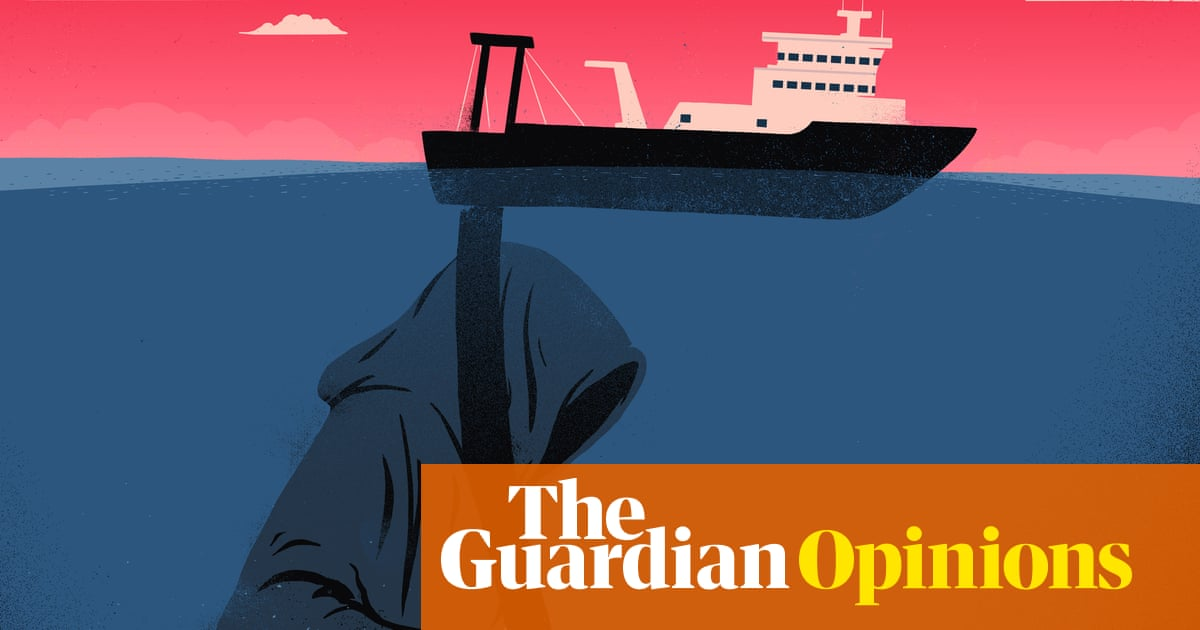 Stop eating fish. It's the only way to save the life in our seas | George Monbiot